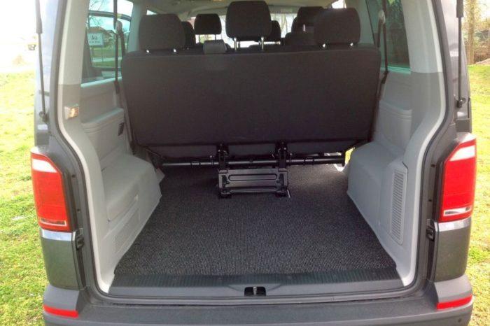 VW T6 Caravelle 9 Seater Inside